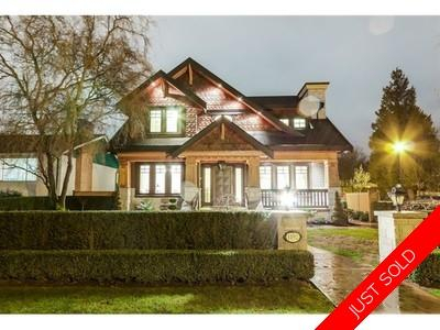 Shaughnessy House for sale:  7 bedroom 5,060 sq.ft. (Listed 2016-04-26)